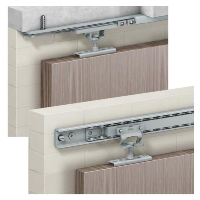 HEAVY DUTY LIDING DOOR SYSTEM SET P180 71-80 / 180kg